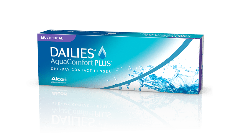 DAILIES® AquaComfort Plus Multifocal®
